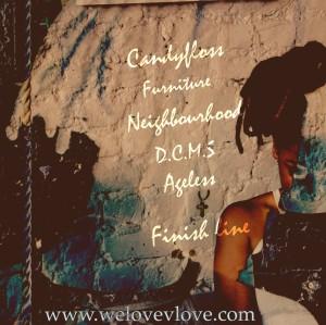 V Love - #Amateur - Tracklist3